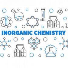 INORGANIC CHEMISTRY LABORATORY-CHEM3622L