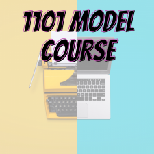 ENG1101 Model Course