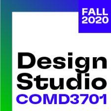 COMD3701 Design Studio, FA2020
