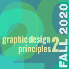 COMD1200 OL56  Graphic Design Principles ll  Fall 2020