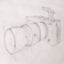 COMD1123 Foundation Drawing, Fall2021 Monday