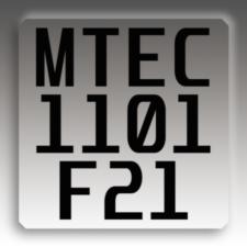MTEC1101-OL20 Emerging Media, Fa2021