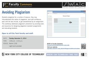 FC_WAC_Avoiding Plagiarism_11_11_14_P