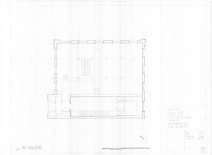 BHS- First floor plan