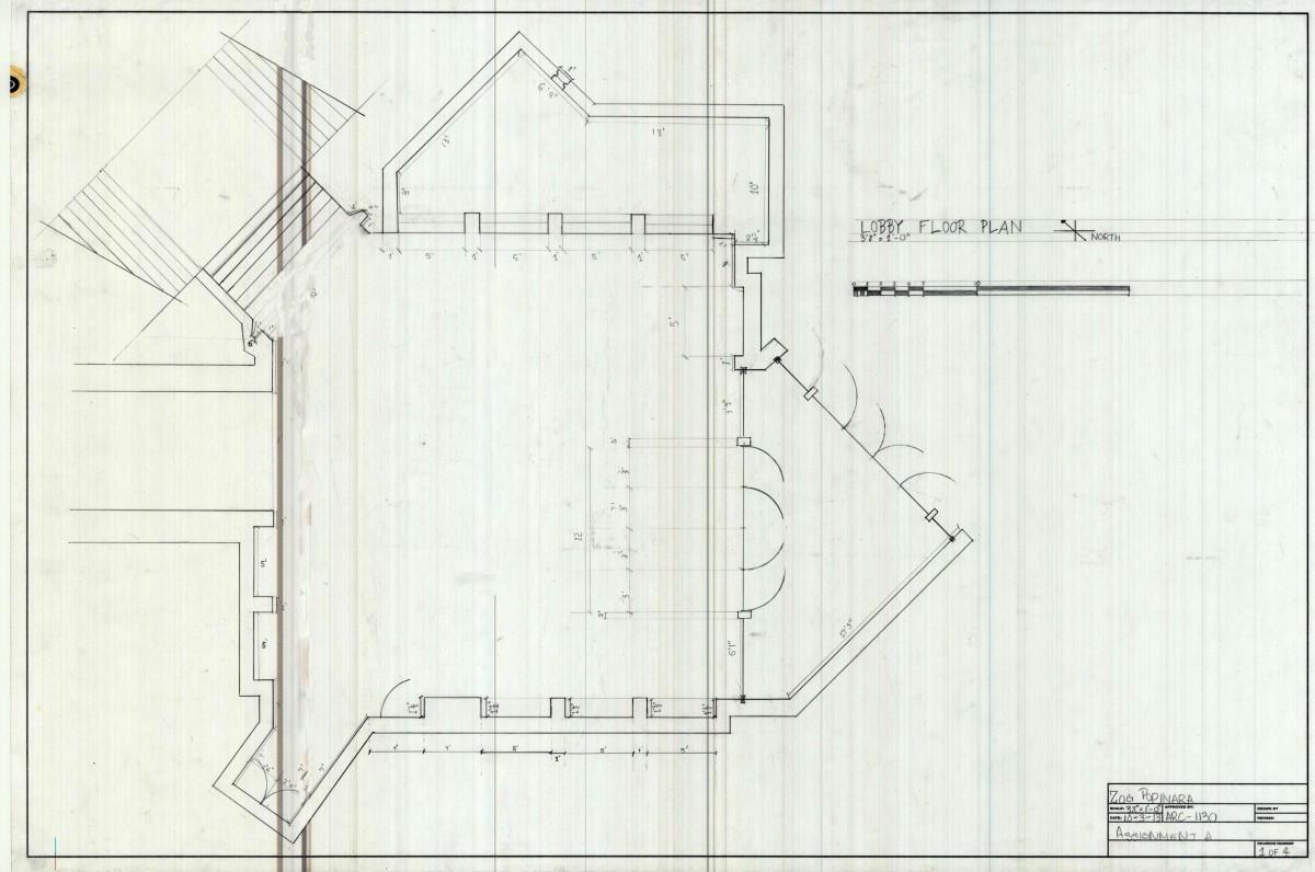 » Assigment A: Vorhees Building Zog Popinara's EPortfolio